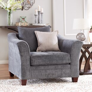 Find for Simmons Upholstery Bethany Club Chair by Red Barrel Studio
