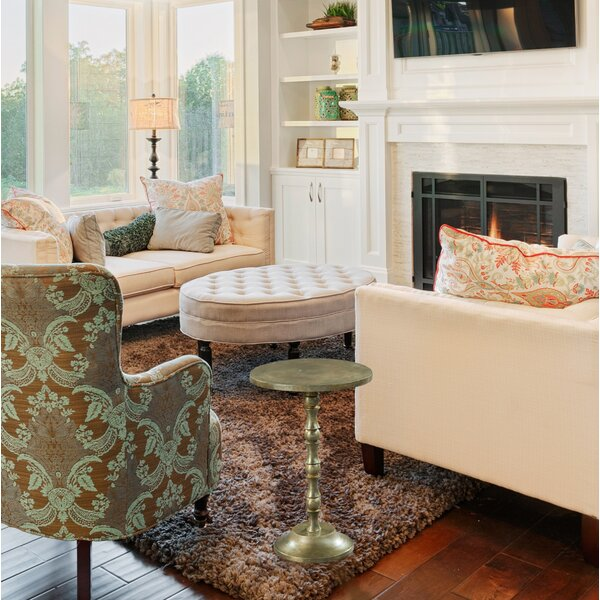 Keysville End Table by Ophelia & Co.
