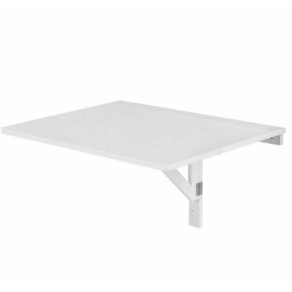 Amazing Way Wick Wall-Mounted Drop-Leaf Dining Table By Ebern Designs 2019 Sale