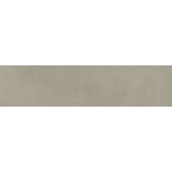 Fairfield 6 x 24 Porcelain Field Tile in White by Itona Tile