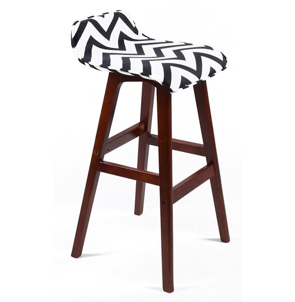 Stanton Lo Back 33 Bar Stool by Vandue Corporation