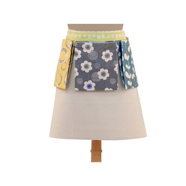Organic Cotton Garden Apron by ASD Living