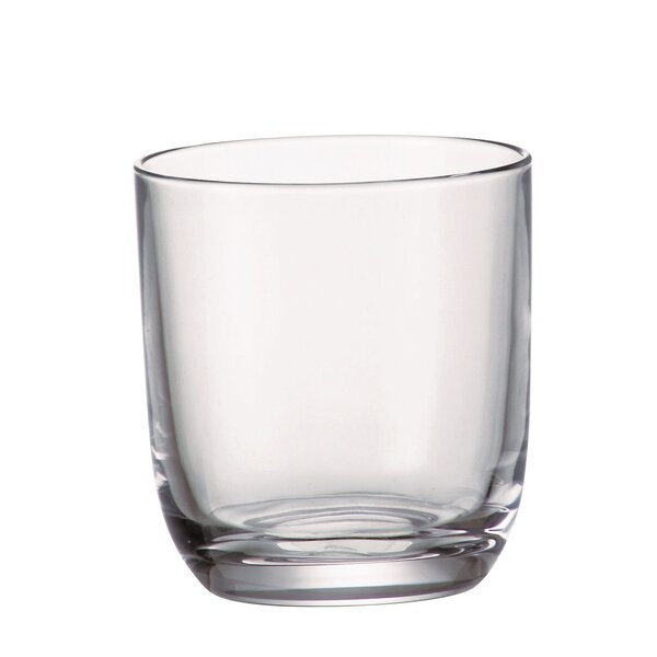 Orbit 9.46 oz. Cocktail Glass (Set of 6) by Red Vanilla