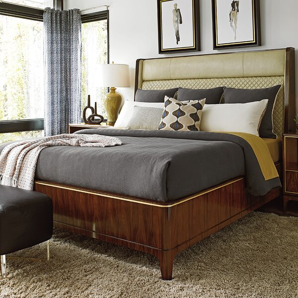 New Design Take Five Upholstered Standard Bed By Lexington Purchase