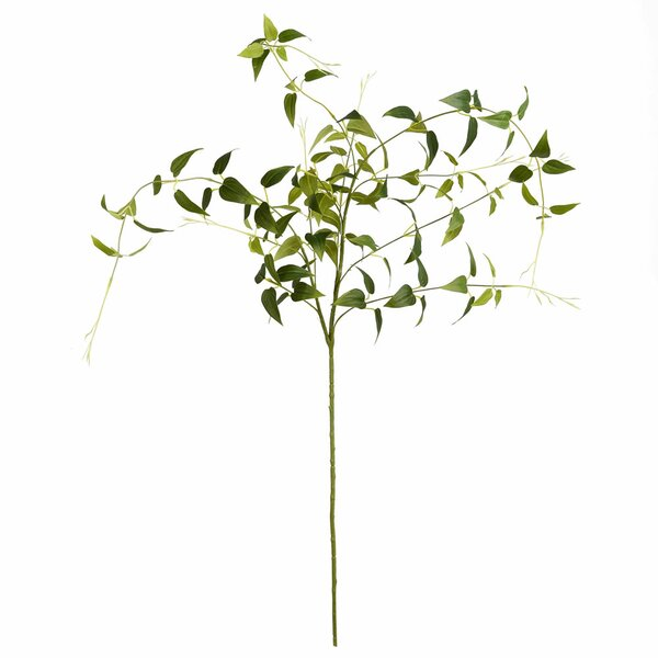 3 Piece Clematis Spray Branch (Set of 3) by Gracie Oaks