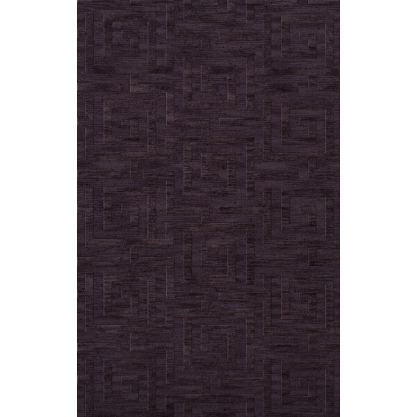 Dover Grape Ice Area Rug by Dalyn Rug Co.
