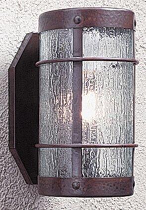 Valencia 1-Light Wall Sconce Arroyo Craftsman AYO1372