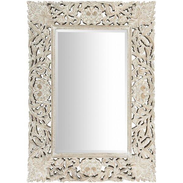 Pearisburg Wall Mounted Mirror by Ophelia & Co.
