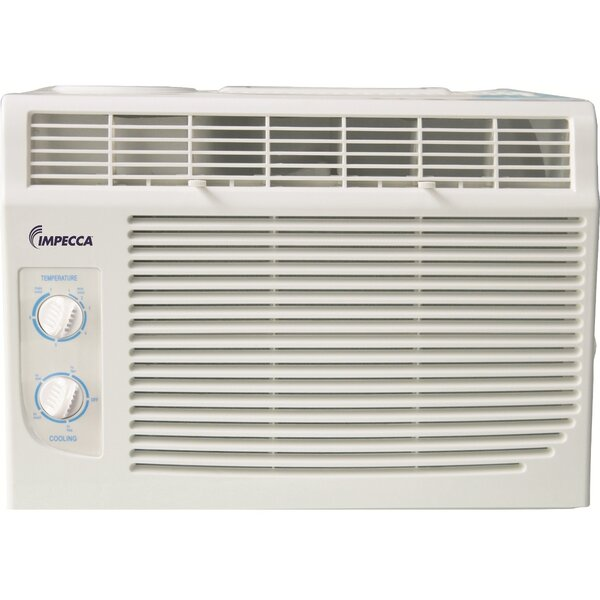 Impecca 6,000 BTU Window Air Conditioner by Impecca USA
