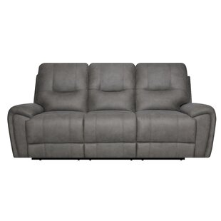 Rutter Reclining Sofa Charlton Home