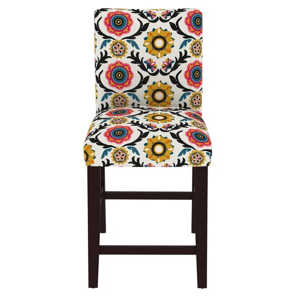 Blais 26 Bar Stool by Bungalow Rose