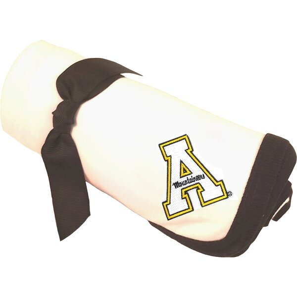 Appalachian State Mountaineers Baby Receiving Blanket by Future Tailgater