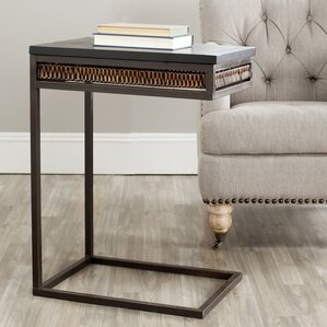 Royalleaf End Table by Bay Isle Home