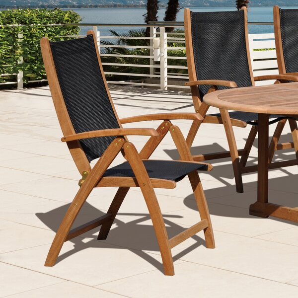 Aguinaldo Teak 7 Piece Dining Set by Ivy Bronx