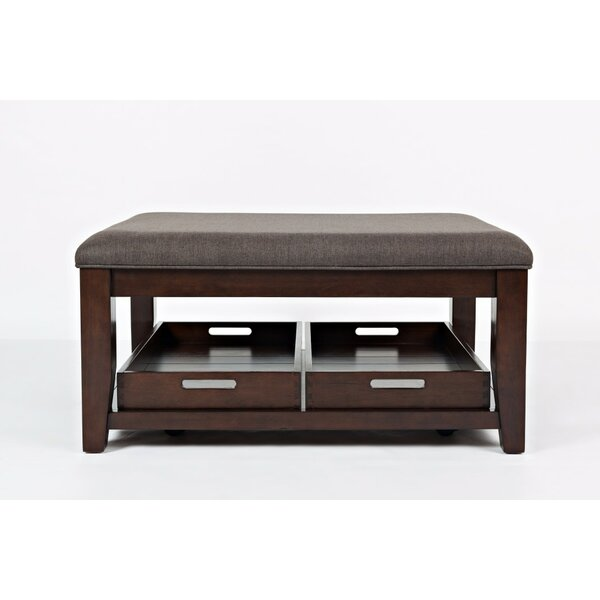 Hickey Coffee Table by Alcott Hill