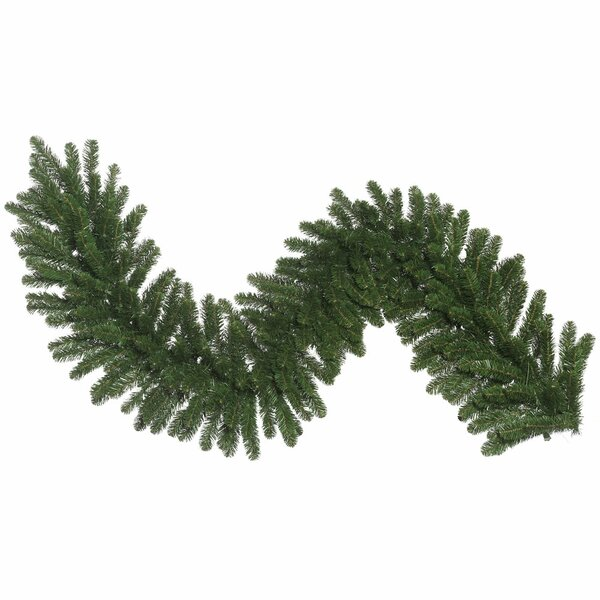 Decorative Fir Artificial Christmas Garland by The Holiday Aisle