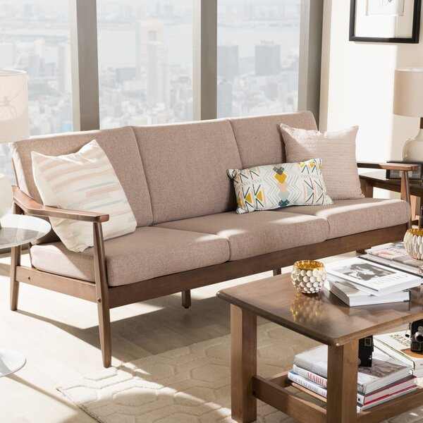 Shopping Web Leaman Sofa by Millwood Pines by Millwood Pines