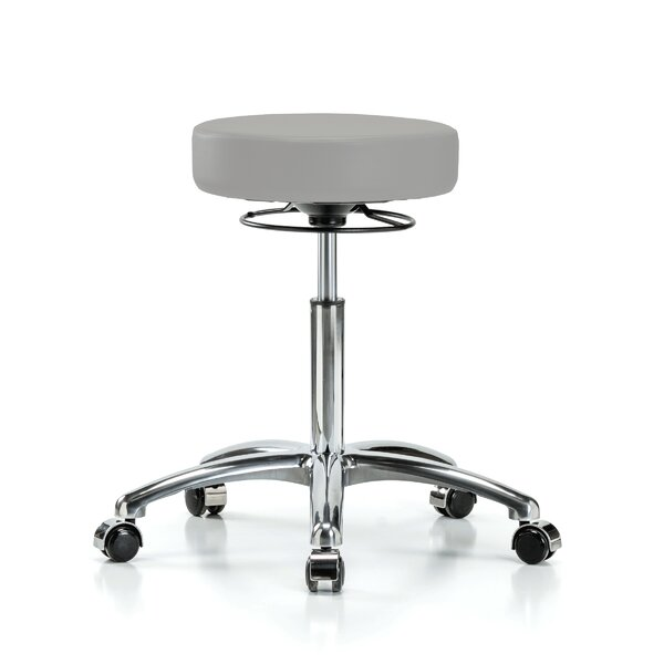 Height Adjustable Massage Therapy Swivel Stool