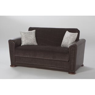 Harlee Brown Love Seat