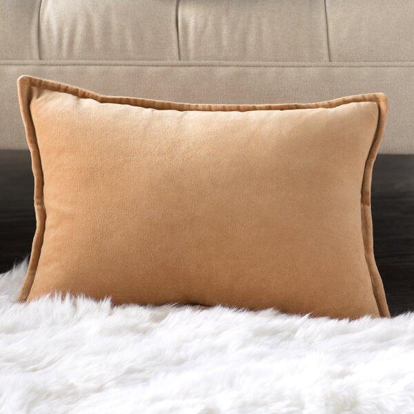 Trini Cotton Pillow Cover by Willa Arlo Interiors