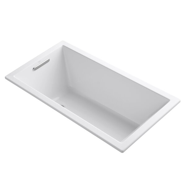 Underscore 60 x 32 Soaking Bathtub by Kohler