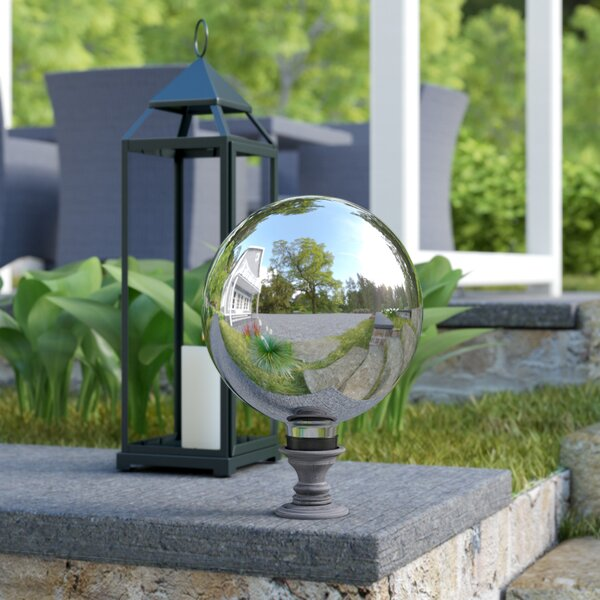 Casavant Glass Ball Glazing Globe by Red Barrel Studio