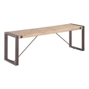 Burgess Wood Dining Bench