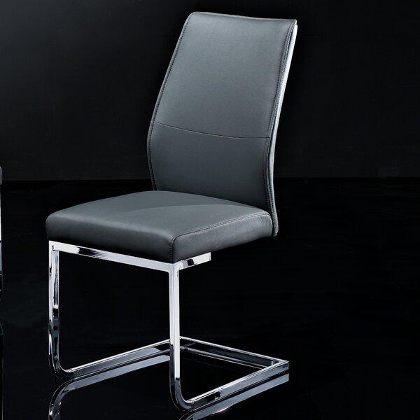 Sheree Side Upholstered Dining Chair (Set of 4) by Orren Ellis Orren Ellis