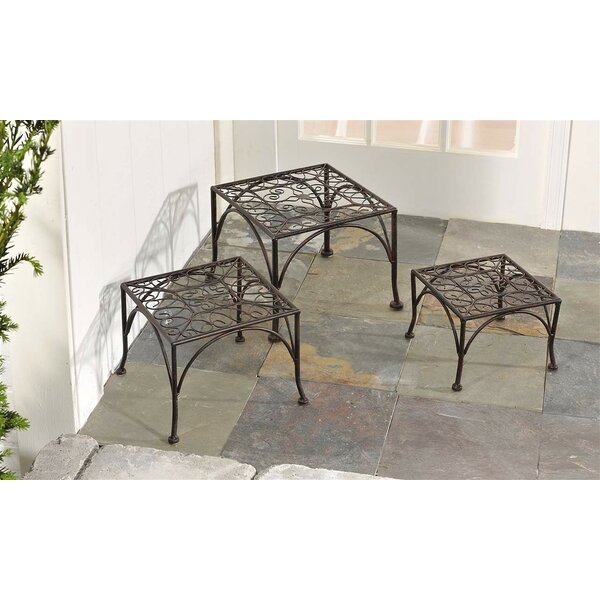 3 Piece Plant Stand Set by GiftCraft