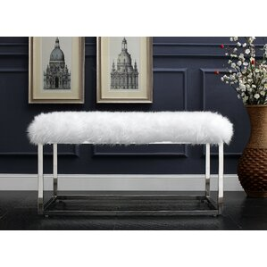 Brenley Upholstered Bench by Rosdorf P..