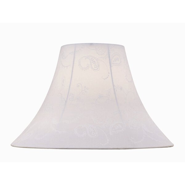 18 Jacquard Fabric Bell Lamp Shade by Darby Home Co