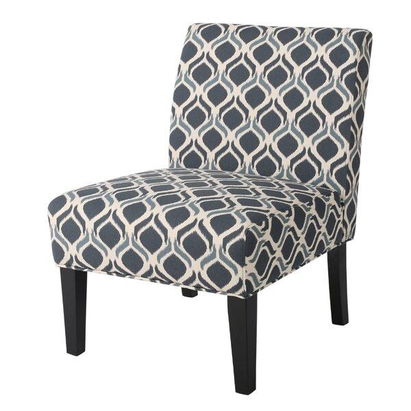 Bentley Slipper Chair by Ebern Designs