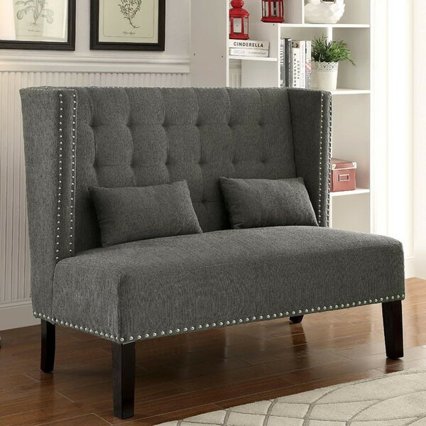 Rahul Romantic Mid-Century Sofa by Alcott Hill
