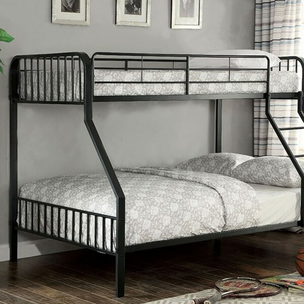 Howe Twin Over Full Bed by Zoomie Kids