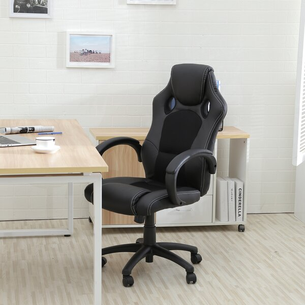Winnols High-Back Executive Chair by Zipcode Desig