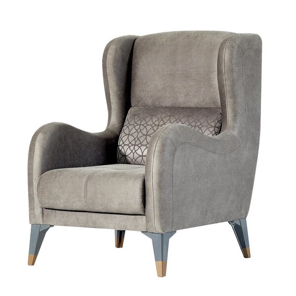 Jeannette Bergere Armchair by Wrought Studio