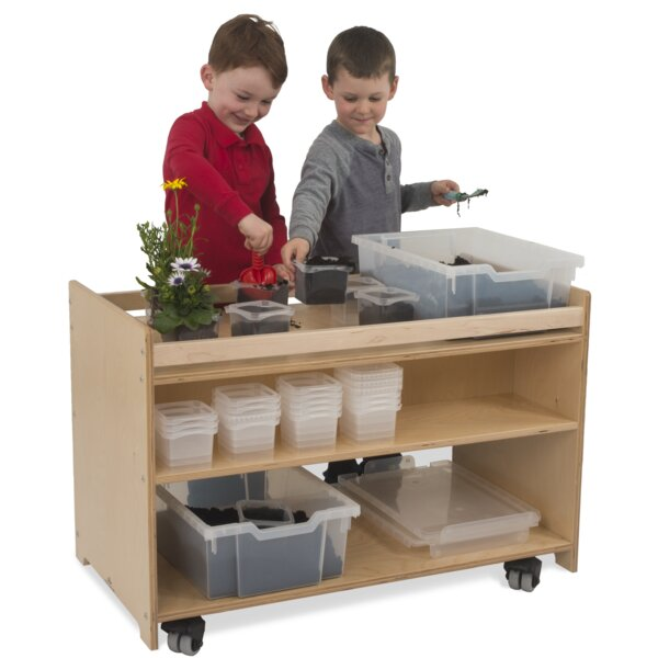 Mobile Garden Center Teaching Chart with Wheels by Whitney Brothers