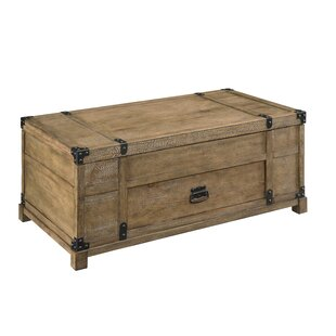 Boomer Coffee Table with Storage