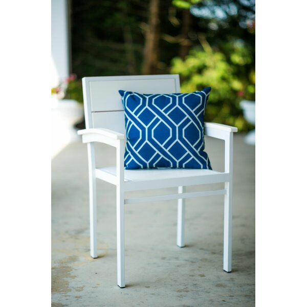 Gavin Stacking Patio Dining Chair by Orren Ellis