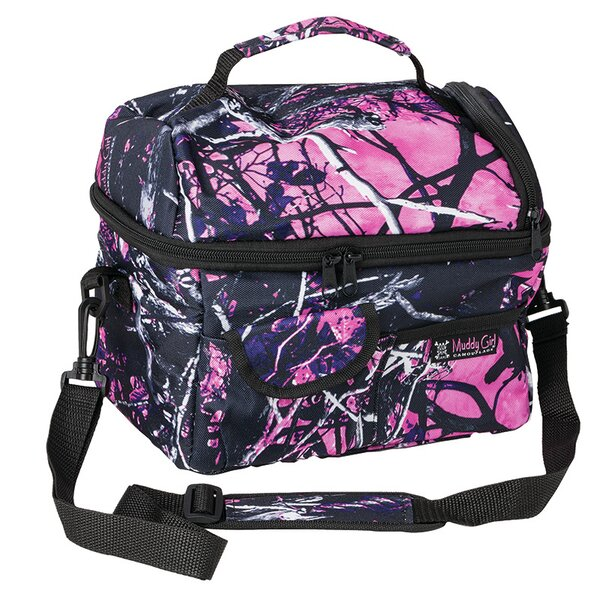 Muddy Girl® Moon Shine Camo® Lunch Bag/Cooler by Utica Cutlery Company
