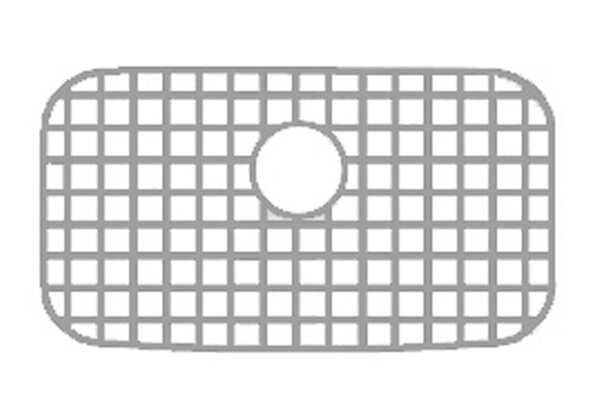 Noah 16 x 28 Grid for 30.5 x 18.25 Single Bowl Undermount Kitchen Sink by Whitehaus Collection