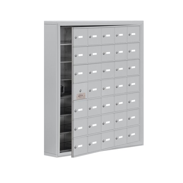 7 Tier 5 Wide EmpLoyee Locker by Salsbury Industries7 Tier 5 Wide EmpLoyee Locker by Salsbury Industries