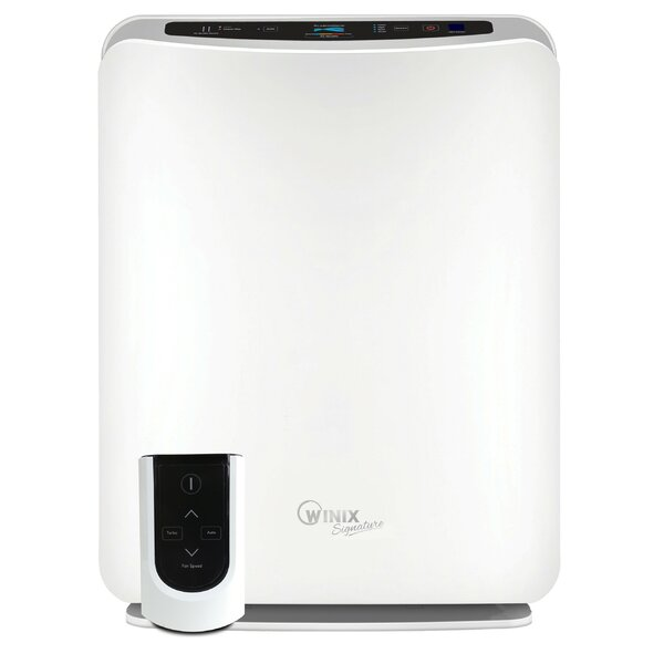 Signature Series Room True HEPA Air Purifier by Wi