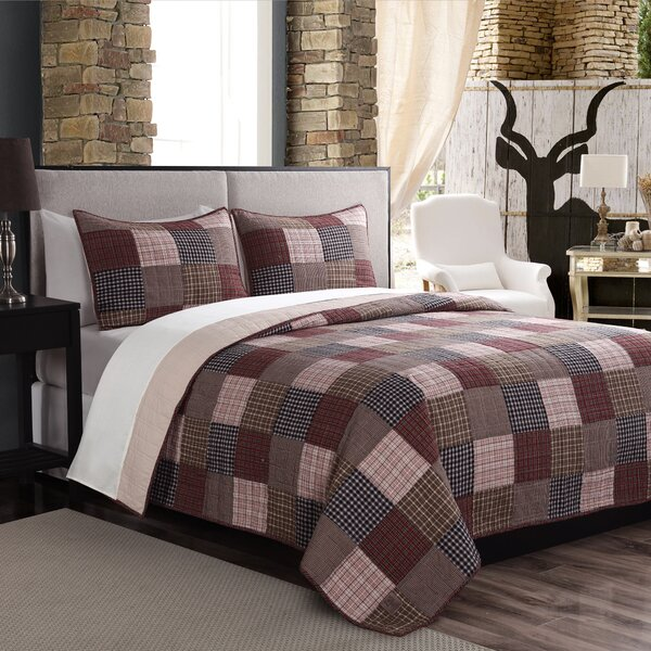 Adison Ridgecrest Quilt Set by August Grove