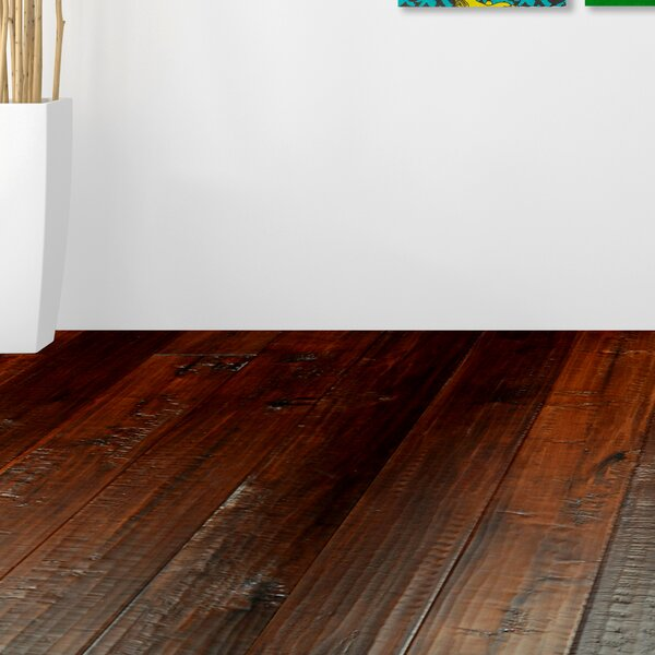 Farmhouse 7-1/2 Engineered Maple Hardwood Flooring in New World by Albero Valley