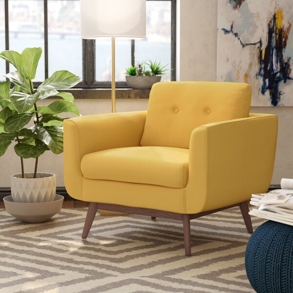 Lena Club Chair by Langley Street