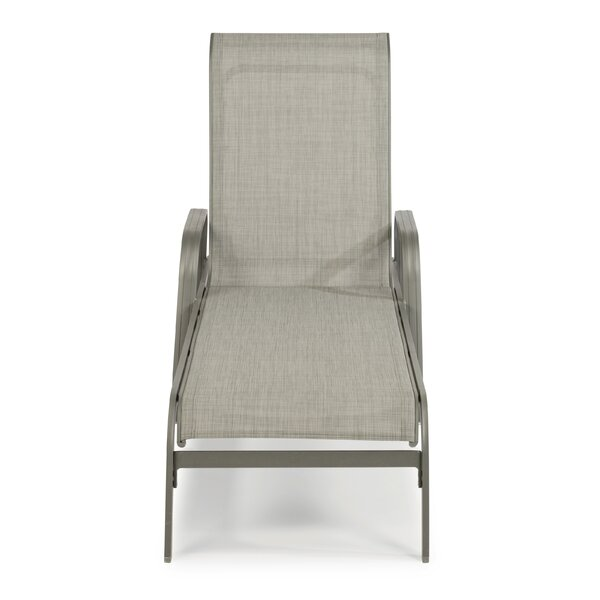 Dinapoli Reclining Chaise Lounge by Red Barrel Studio