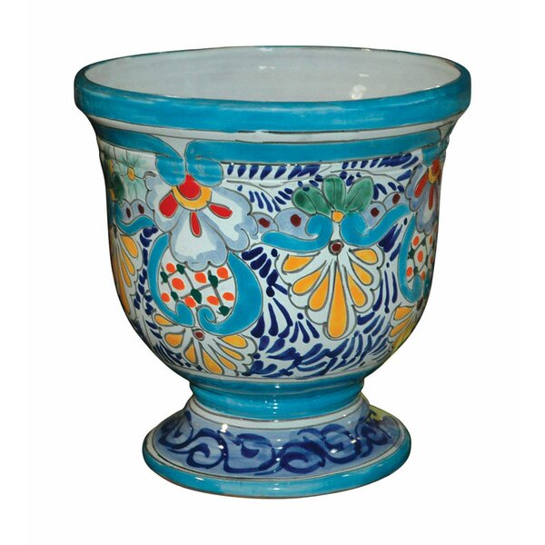 Mansfield Clay Pot Planter by World Menagerie
