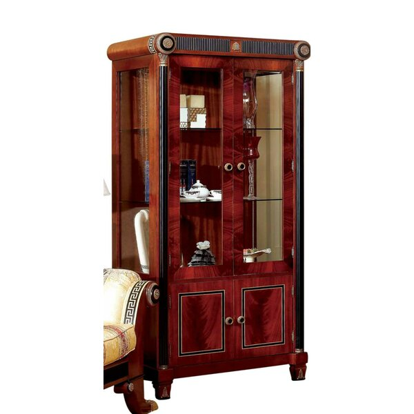 Gary 2 Door China Cabinet by Astoria Grand