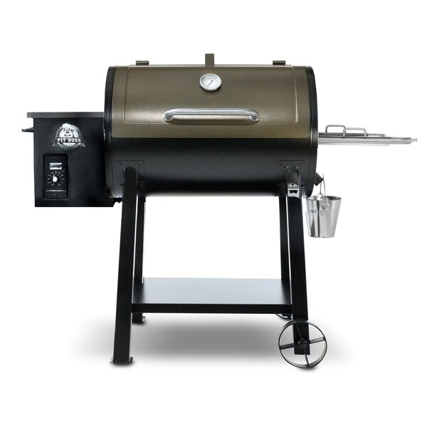 47 Wood Pellet Grill by Pit Boss